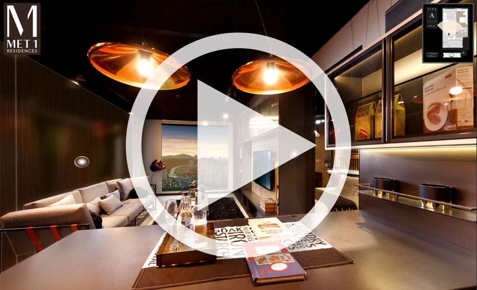 Type A Show Unit Virtual Tour